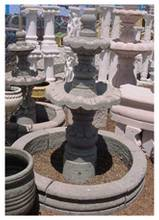 2 Tier Cantera Fountain